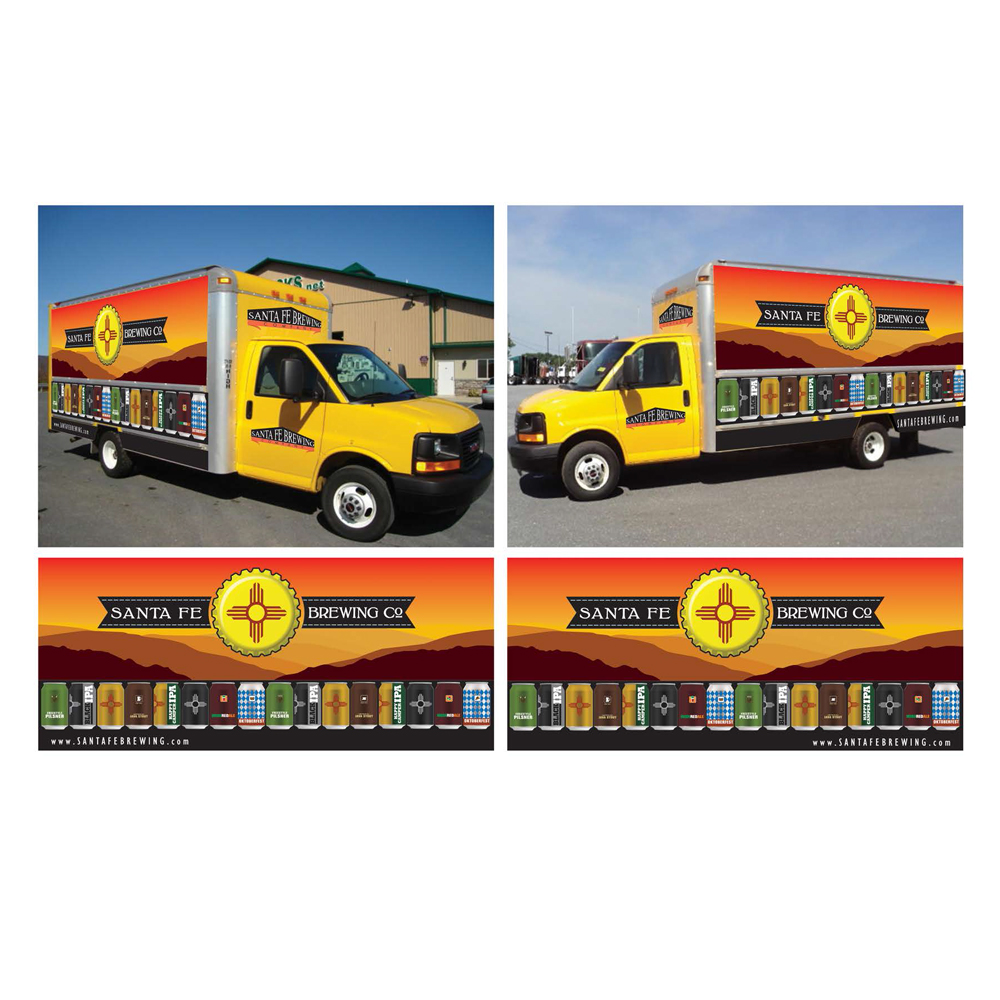 Monsoon Design | Vehicle Wrap Design