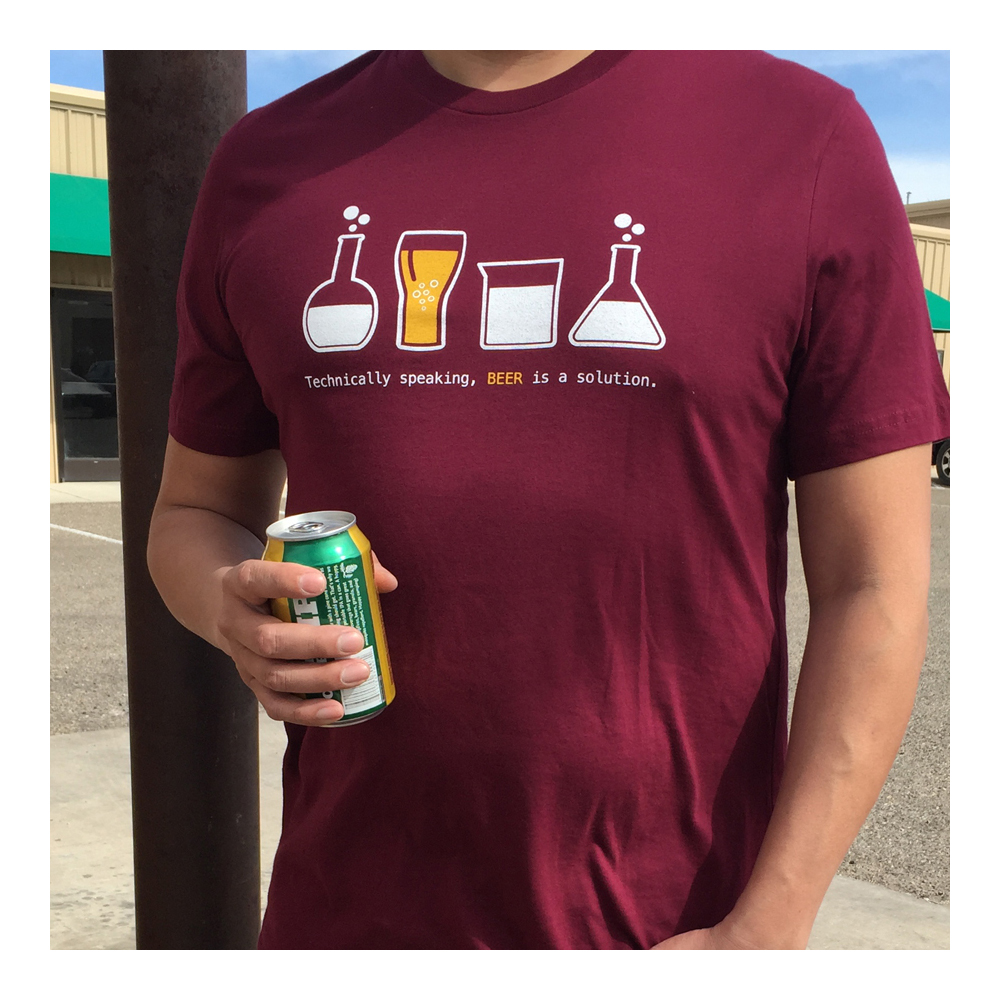 Monsoon Design | Tappedlife.com Beer Shirts