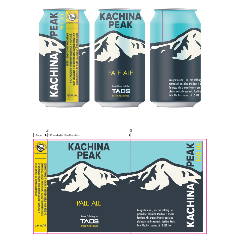 Monsoon Design | Craft Beer Can Design