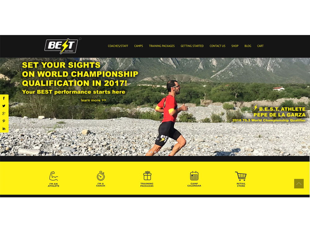 bolton endurance website